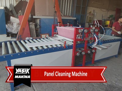 Panel Cleaning Machine