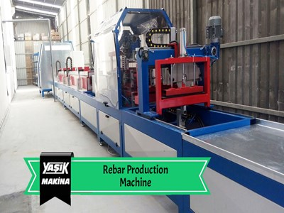 Ribbed Composite Rod Pull Pultrusion Machine